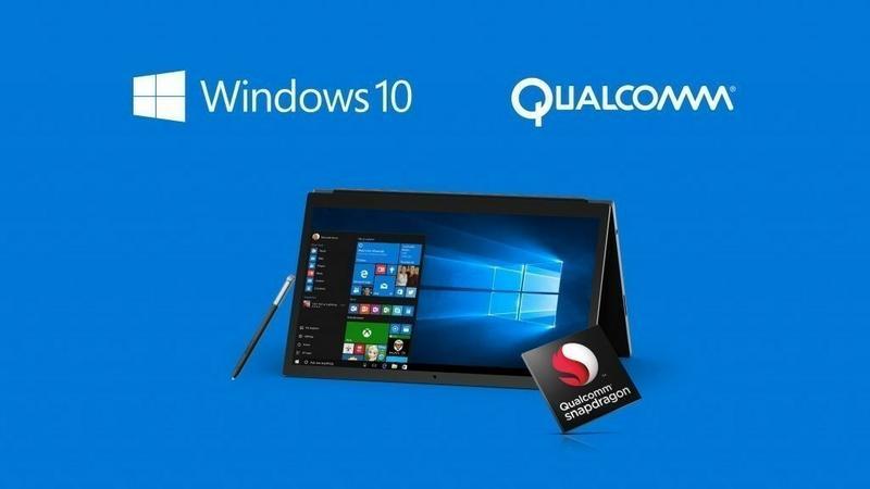 Laptopy ze Snapdragonem ze znacznie dłuższym czasem pracy na baterii