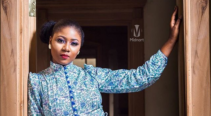 Corporate Monday: How to have that Monday slay like actress Salma Mumin