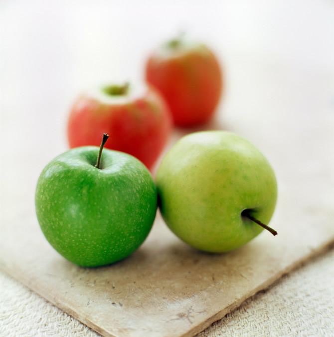 Od voća su se najviše jele jabuke, kruške i šljive, a od povrća kupus i luk