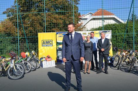 Predsednik AMSS Mirko Butulija