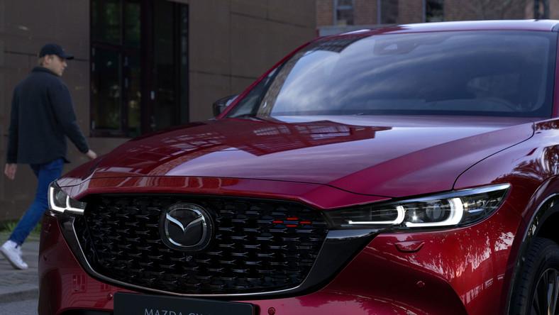 Mazda CX-5 po zmianach na rok modelowy 2022