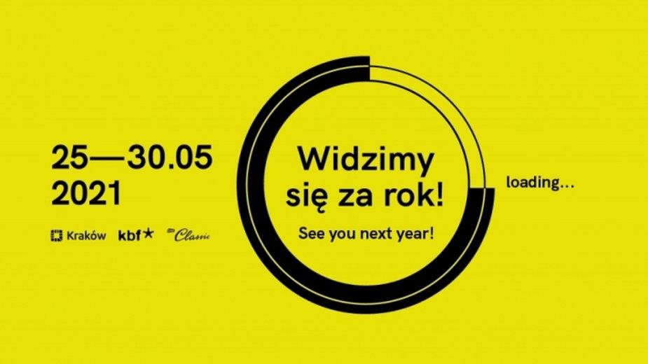 Festiwal Muzyki Filmowej w Krakowie przesunięty