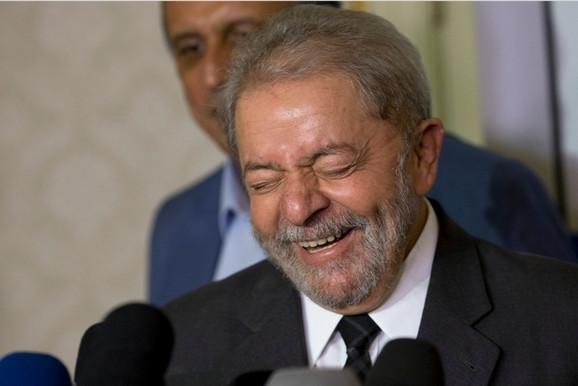 Luis Inasio Lula da Silva