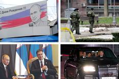 SVE O PUTINOVOM DOLASKU U SRBIJU Ruski predsednik sa MIG-ovima sleteo u Beograd, a ovo su DETALJI NJEGOVE POSETE