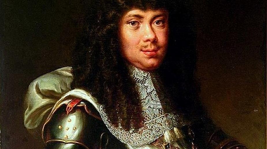 Portret Michała Korybuta Wiśniowieckiego