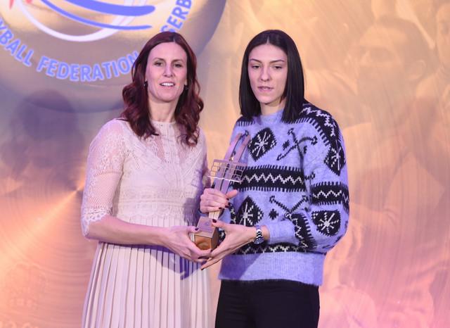 Jelena Nikolić i Tijana Bošković