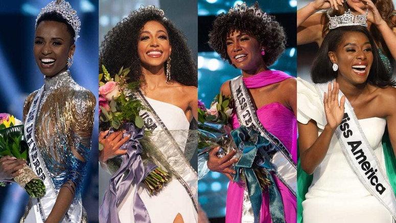 Win Beauty Pageant