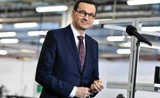 Morawiecki: Polska musi mieć odpowiednią rekompensatę za zmianę systemu energetycznego