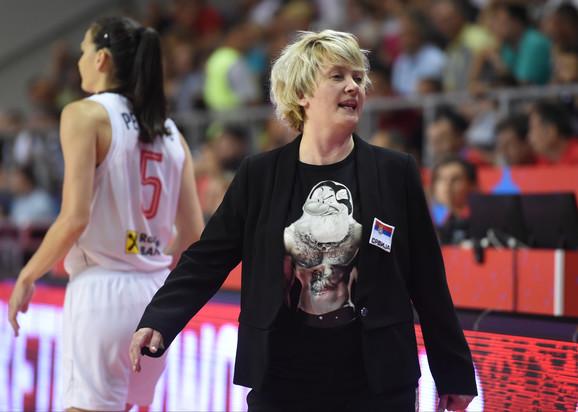 Marina Maljković i majica o kojoj se priča