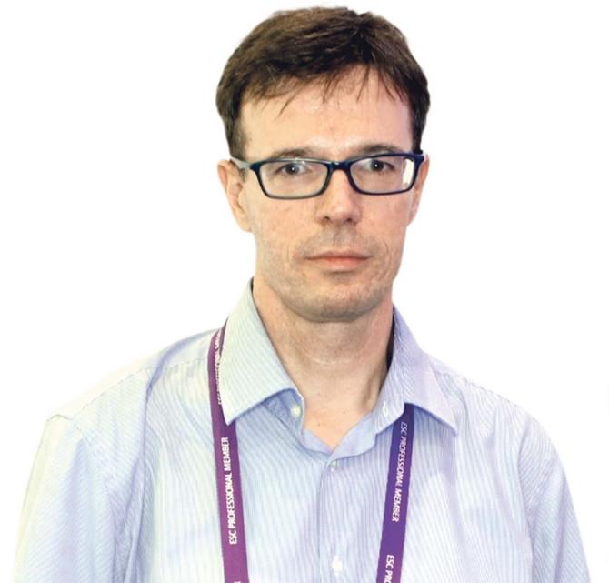 Dr Milosav Tomović, interventni elektrofiziolog