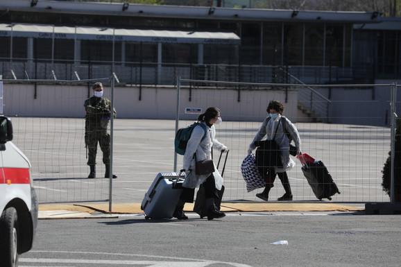 Sa Sajma u Beogradu neki pacijenti su već otpušteni kući