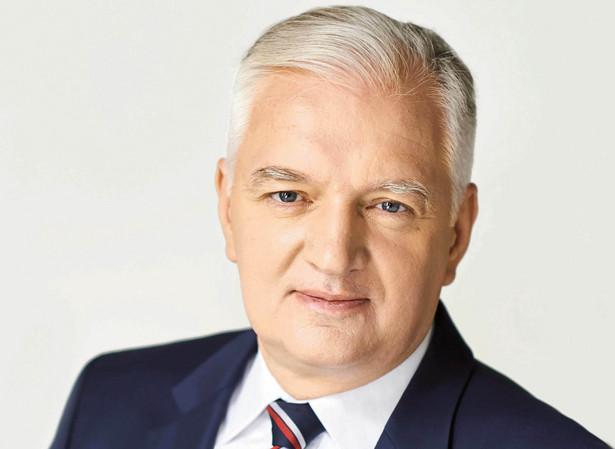 Jarosław Gowin do 6 kwietnia br. wicepremier i minister nauki i szkolnictwa wyższego, prezes Porozumienia fot. KPRM/Materiały prasowe