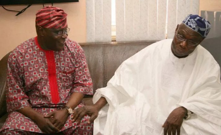 Obasanjo said he would never support the candidacy of Atiku knowingly in other to avoid God's wrath.