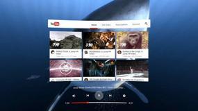 Nowe funkcje w YouTube VR