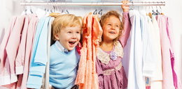 Ubranka dla dzieci o połowę taniej