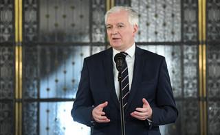 Kaczyński spotkał się z Gowinem