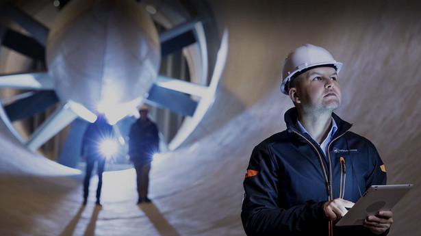 Największy tunel aerodynamiczny w Europie Środkowo-Wschodniej