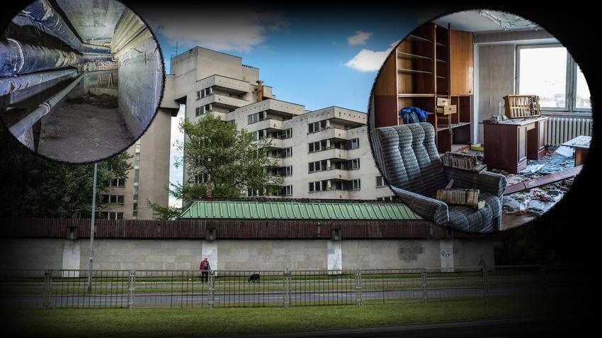 Warszawa Tajemnica Sobieskiego 100 Oto Co Skrywają Podziemne Tunele