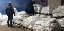 Gigantyczny przemyt narkotyków w Polsce. Przejęto towar o wartości 2 miliardów zł