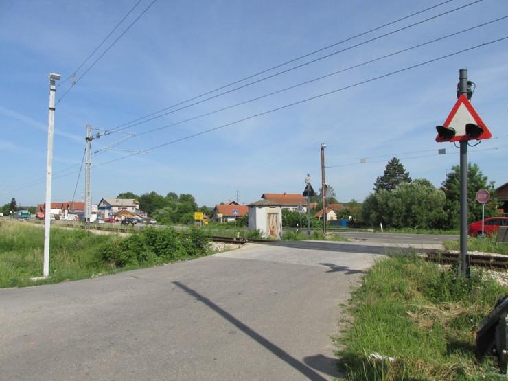 kobni pružni prelaz Valjevo
