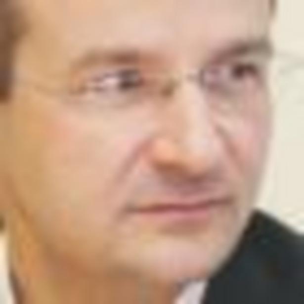 Piotr Romanowski, członek zarządu Banku Millennium, odpowiedzialny za bankowość dla przedsiębiorstw