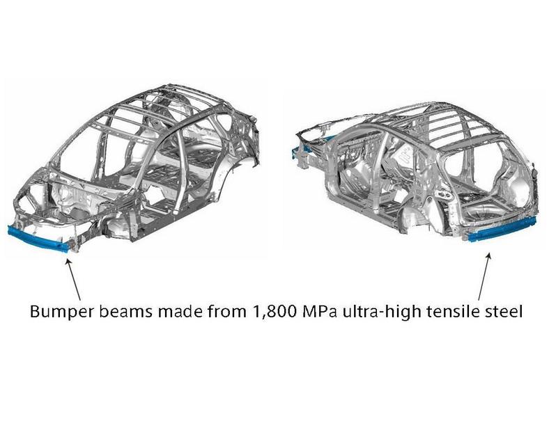 Mazda opracowała nowy rodzaj zderzaków