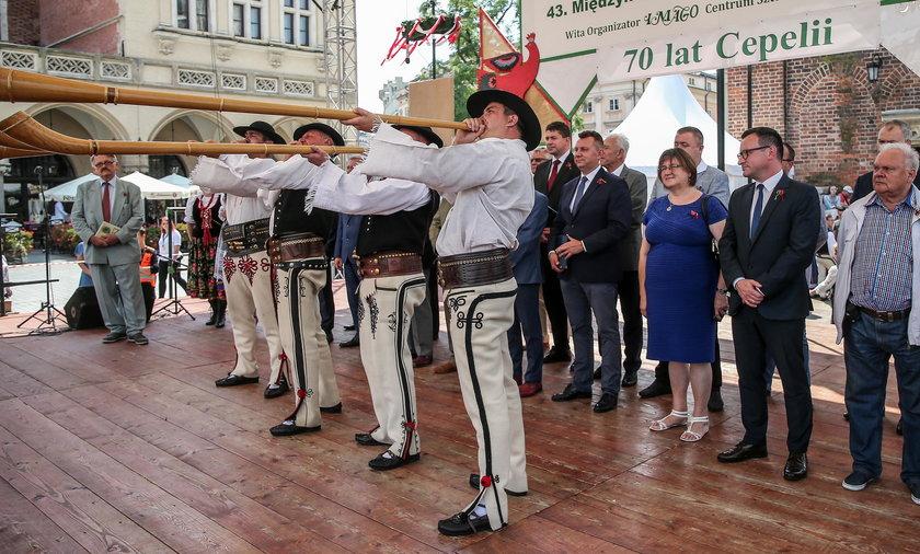 Targi Sztuki Ludowej w Krakowie