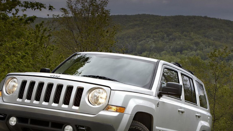 Jeep Patriot po faceliftingu