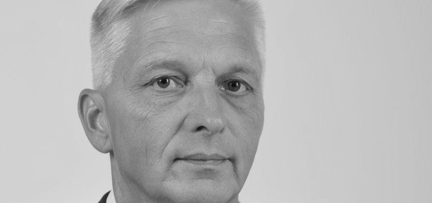Nie żyje Marcin Niedziela, starosta oświęcimski, mąż posłanki PO