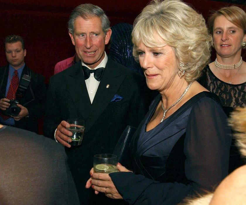 Książę Karol i Camilla, księżna Kornwalii