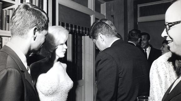 Merilin Monro i Džon Kenedi
