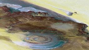 """Tajemnicze """"Oko Sahary"""" wciąż budzi wątpliwości naukowców"""