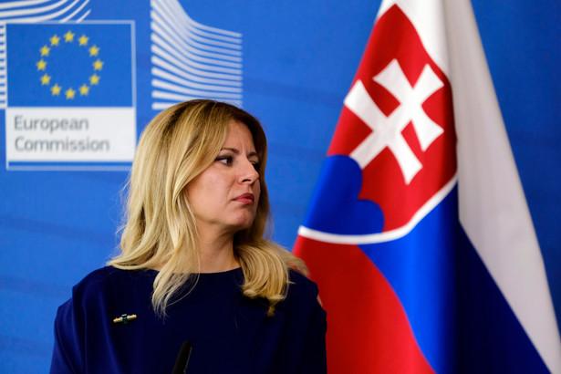 Zuzana Czaputova, prezydentka Słowacji