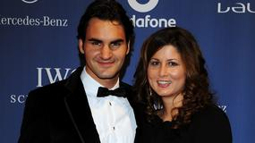 Roger Federer ponownie został ojcem