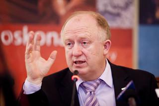 KGHM: Kolejny przeciwnik Wirtha w walce o fotel prezesa