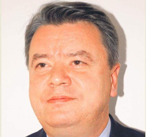 Michał Synoradzki adwokat, członek Okręgowej Rady Adwokackiej w Katowicach