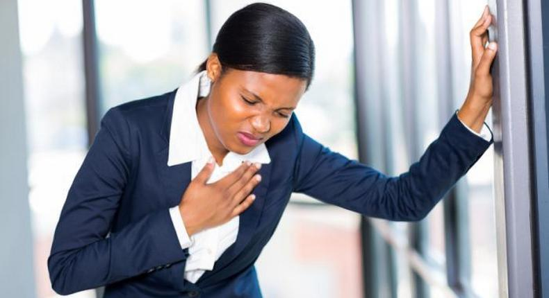 Heart attack(Medical News Today)