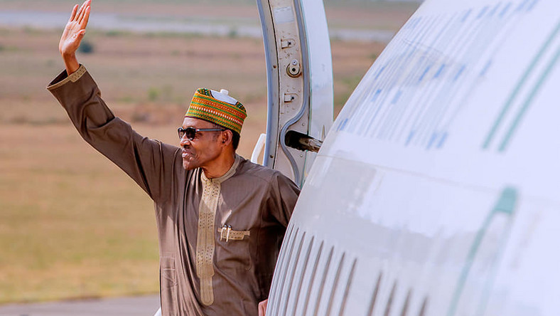 Buhari leaves Makkah for UK on 2-week private visit/Illustration (Punch)