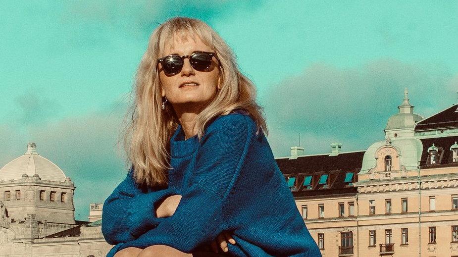 """Katarzyna Tubylewicz o swojej najnowszej książce """"Samotny jak Szwed? O ludziach Północy, którzy lubią bywać sami"""""""