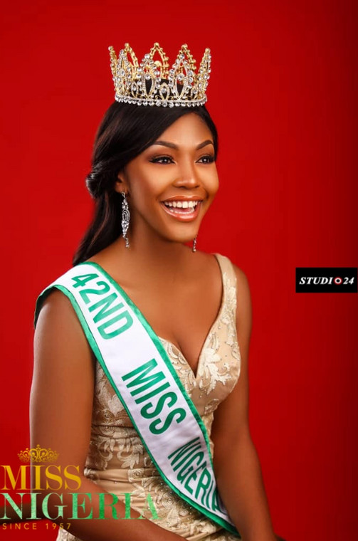 Introducing the 42nd Miss Nigeria Chidinma Aaron