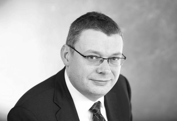 Marcin Piasecki, wydawca DGP