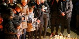 Bliscy na miejscu śmierci 21-latka z Konina