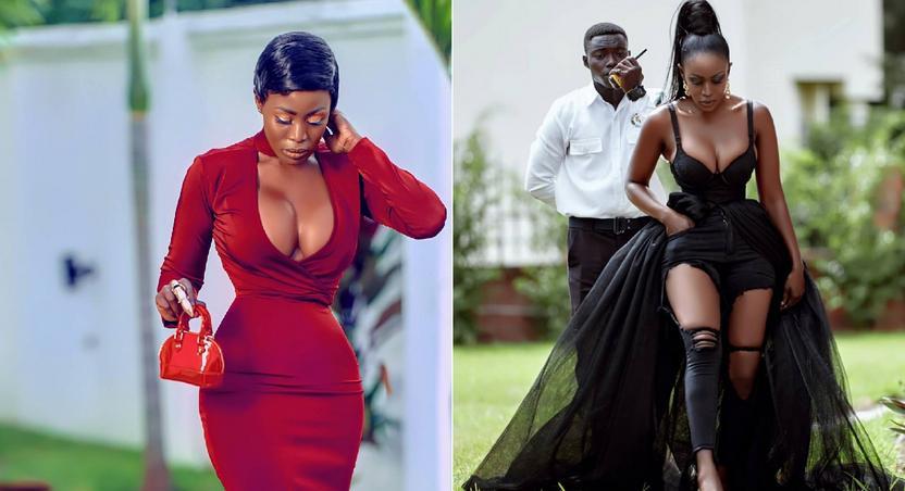 I haven't done a boob job, fashion choncho Nana Akua Addo calms rumours