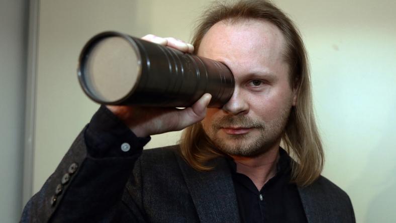 """Paweł Dyllus nagrodzony za zdjęcia do filmu """"Jestem mordercą"""" w reżyserii Macieja Pieprzycy"""