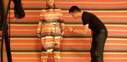 Ten artysta sprawia, że ludzie znikają