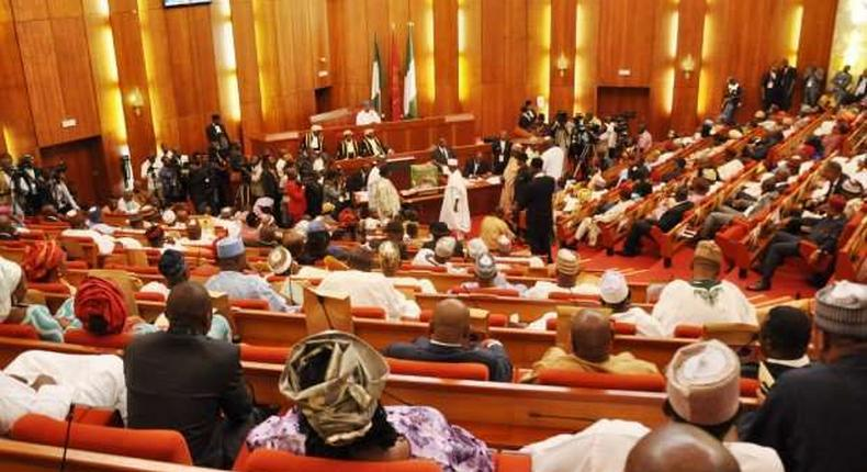 Nigerian lawmakers are making efforts to address the issue of fake news and hate speech in the country. [Sahara Reporters]