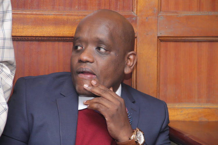 Dennis Itumbi ordered to pay child support