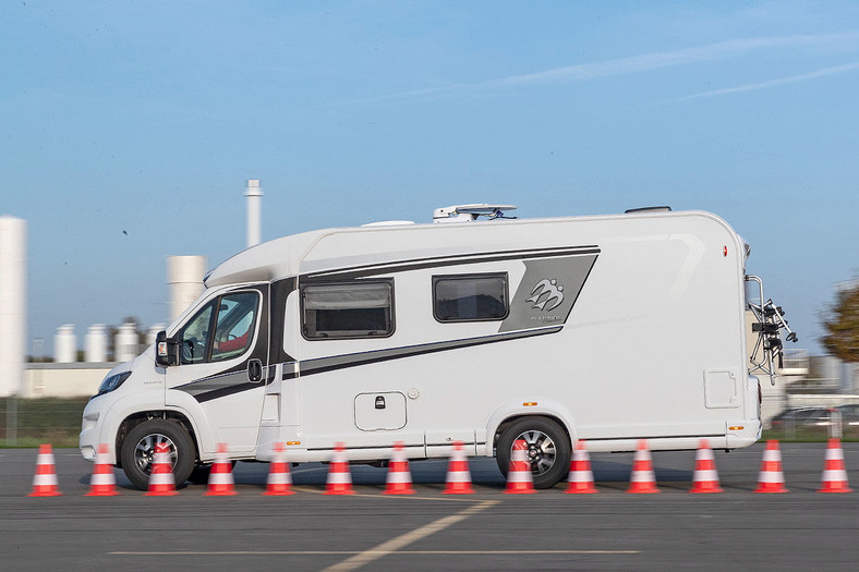 Knaus Sky TI 650 MF Platinum Selection – test kampera