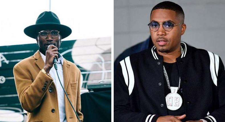Octopizzo slams American rapper Nas over 'Living like third world brothers' remark