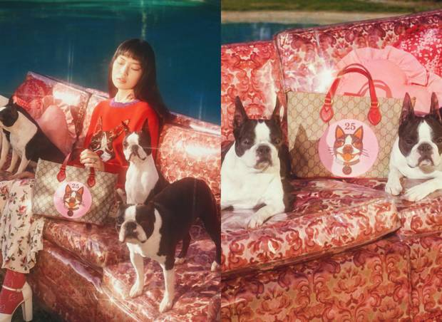 "Gucci kolekcja ""Chinese New Year"""